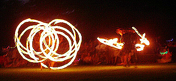 Fire Dancers Greensboro NC